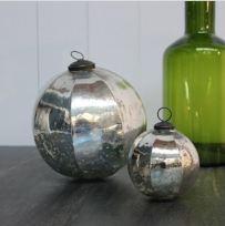 Antique baubles from Graham and Green