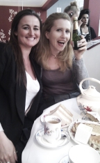 High tea at Abigails