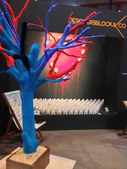 Designersblock & Co at Interiors UK