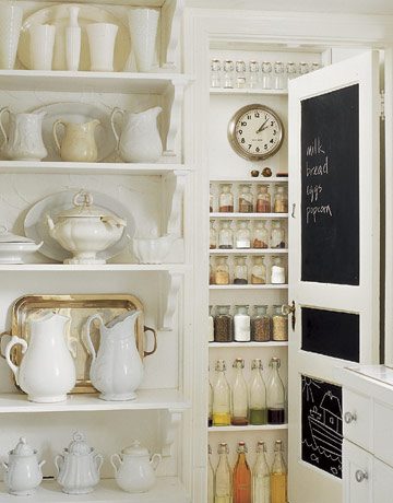 Kitchen pantry inspiration