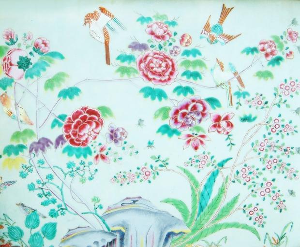 wat phra kaew bird pattern 3