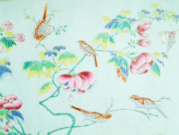 wat phra kaew bird pattern 4