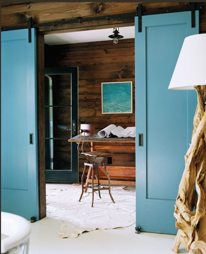 blue-barn-doors
