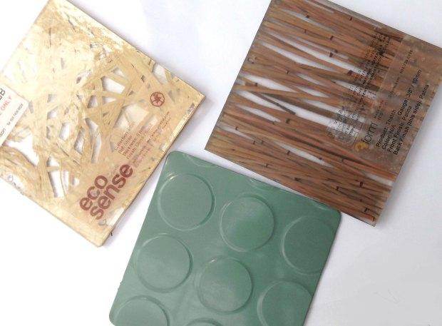Samples at Material Lab