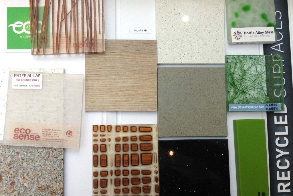 Material Lab samples